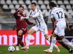 HASIL LIGA ITALIA: Kulusevski Blunder, Ronaldo Selamatkan Muka Juventus dari Kekalahan Kontra Torino