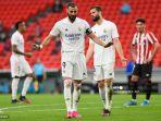 HASIL Babak Pertama Athletic Bilbao vs Real Madrid Liga Spanyol, Minim Peluang, Skor Masih Kacamata