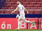 HASIL Atletico Madrid vs Real Madrid - Derby Madrid tak Ada Pemenang, Gol Suarez Dibalas Benzema