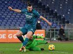 Curi 3 Poin dari Fiorentina, Striker AC Milan Ibrahimovic Beri Obat Pelipur Lara untuk Vlahovic