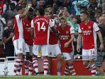 Hasil Bola Tadi Malam: Arsenal & Lazio Menangi Derbi, Napoli Terbang Tinggi, Barcelona Petik 3 Poin