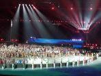 Asian Games Ke-18 Resmi Di Tutup Oleh Presiden OCA