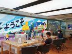 Bernuansa Jepang Industrialis dan Berkonsep Digital, Begini Pelayanan di Model Branch PermataBank