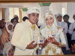 Indri Giana Berbagi Cerita Soal Menikah Tanpa Pacaran dengan Ustaz Riza Muhammad