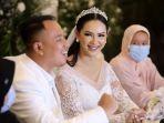 Satu Hari Setelah Menikah, Kalina Ungkap Rasa Bahagia Jadi Istri Vicky Prasetyo