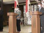 Menlu Jepang Dukung KTT Asean di Jakarta Besok untuk Desak Junta Militer Myanmar Hentikan Kekerasan