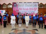 Momentum Ramadan di Tengah Pandemi, PIA Fraksi PAN DPR RI Bagi 1000 Paket Sembako
