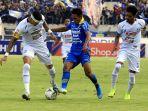 Persib Bandung Hampir Kalah Lawan 10 Pemain Bali United, Untung Frets Butuan Bikin Gol Menit ke-89
