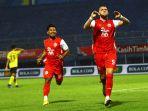 Persija Ditinggal Empat Pemain Asing Seusai Piala Menpora 2021