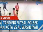 Gara-gara Hadiri Turnamen Futsal Dua Perwira Polsek di Sumatera Utara Dicopot, Langgar Prokes