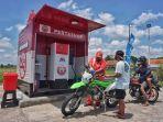 Pertamina Resmikan 139 Titik Pertashop di Wilayah Sumatera