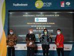 Galakkan Program CSR, Peruri Sabet Tiga Penghargaan