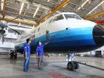 Deretan Potret Pesawat N250 Gatot Kaca Karya BJ Habibie