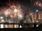 5 Tempat di Dunia yang Cocok untuk Menonton Pesta Kembang Api Tahun Baru