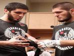 Makin Mirip Khabib Nurmagomedov, Islam Makhachev Ingin Duel dengan Tony Ferguson