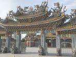 Mengenal Kuil Seitenkyu di Sakado Saitama, Kuil Taoisme Taiwan Terbesar di Jepang