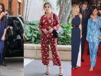Piyama Makin Ngehits untuk Outfit Hangout yang Modis, Diprediksi Jadi Tren Fashion 2021