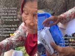 Cerita Wanita Bertemu Nenek Penjual Piring yang Diberi Amplop Berisi Potongan Koran oleh Pembelinya
