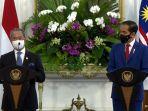 Terima Kunjungan Perdana Menteri Muhyiddin Yassin, Jokowi Apresiasi Perlindungan WNI di Malaysia