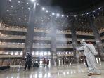 Presiden Jokowi Batal Salat Idul Fitri di Masjid Istiqlal, Ini Penyebabnya