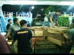 Polda Kaltim Gagalkan Penyelundupan Miras Ilegal dari Palu