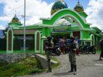 Cerita Polisi Tak Berlebaran Bareng Keluarga Demi Keamanan Papua