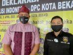 Wakil Wali Kota Tri Adihianto dan Ketua SPI DKI Saling Dukung untuk Kemajuan Bekasi