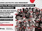 9 Tema yang Wajib Kamu Tonton di Politik Fest KG Media, Jangan Sampai Kelewatan