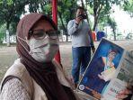 Ibu Ini Memaksa Masuk Istana Merdeka Saat Jokowi Sedang Divaksin Covid-19