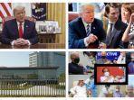 POPULER Internasional: Donald Trump Dimakzulkan Lagi | 7 Pemimpin Dunia yang Sudah Divaksin Covid-19