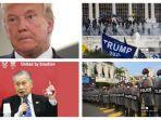 POPULER Internasional: Wacana Pembentukan Partai Anti-Trump | Video Polisi Myanmar Dukung Demonstran