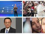 POPULER Internasional: Zuckerberg Akui Kemenangan Joe Biden | Bulu Kaki Dijadikan Ekstensi Bulu Mata
