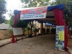 Posko Korban Pesawat Sriwijaya SJ-182 di RS Polri Terlihat Sepi