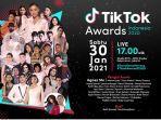 Tiara Andini, Marion Jola Hingga Agnez Mo Tampil di TikTok Awards Indonesia 2020 Malam Nanti
