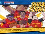 DBL Indonesia dan MJP Studio Resmi Terbitkan Sangsaka Lima, Seri Komik Basket Pertama Indonesia