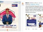 Presiden BEM Unsultra Sayangkan Pernyataan BEM UI ke Jokowi soal The King of Lip Service