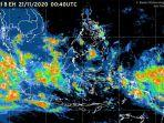 Potensi Cuaca Ekstrem Sepekan ke Depan, Hampir Seluruh Wilayah Indonesia Diguyur Hujan Lebat