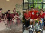 Intip Potret 8 Artis Rayakan Imlek 2020, Ruben Onsu hingga Jessica Iskandar