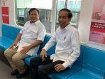 Jokowi Ungkap Alasan Ajak Prabowo Bertemu di MRT: Saya Tahu Pak Prabowo Belum Pernah Coba MRT