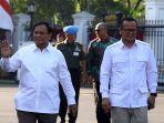 Datang Berdua ke Istana Negara, Ternyata Begini Kedekatan Edhy Prabowo dan Prabowo Subianto