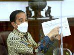 Jokowi Cari Formula Tepat Tangani Covid-19, Sebut PPKM Tak Efektif & Lockdown Tak Jamin Tekan Kasus