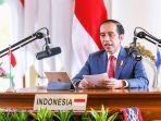 Presiden Jokowi Ajak Muhammadiyah Ikut Sosialisasikan Vaksinasi Covid-19 untuk Hindari Hoaks