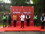 Survei Maret 2021: Mayoritas Anak Muda Anggap Jokowi Bisa Menangani Pandemi Covid-19