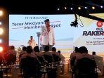 Ahmad Syaikhu Sampaikan 5 Visi Kepemimpinan Nasional dalam Penutupan Rakernas PKS