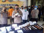 Herman Gondrong Beli Peralatan Gandakan Uang, Kotak Hitam dan Jenglot Palsu di Tambun