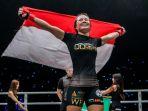 Priscilla Hertati Lumban Gaol Makin Dekat Jadi Wanita Indonesia Pertama Juara Dunia ONE Championship