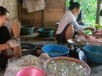 Produsen Kolang Kaling di Leuwiliang Bogor Merasakan Berkah di Bulan Ramadhan Ini