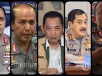 Profil 5 Jenderal Calon Kapolri Pengganti Idham Azis yang Diusulkan ke Jokowi