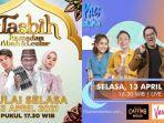 6 Acara TV Bulan Ramadhan 2021 untuk Temani Buka Puasa, Ada Lesti dan Rizky Billar di Indosiar