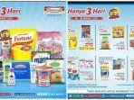 Katalog Promo HTH Indomaret Berlaku 26-28 Maret 2021: Minyak Goreng Fortune 200 ml Rp 21.700